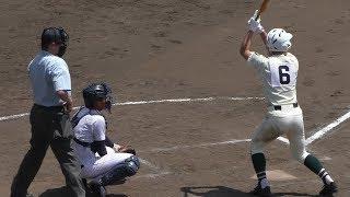 『 2018 兵庫 春季高校野球 』報徳学園 vs 滝川第二 県大会 2 回戦