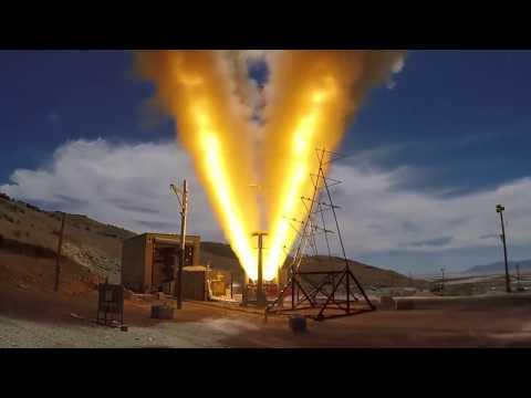NASA Orion Abort Engine Test-Fired in Utah
