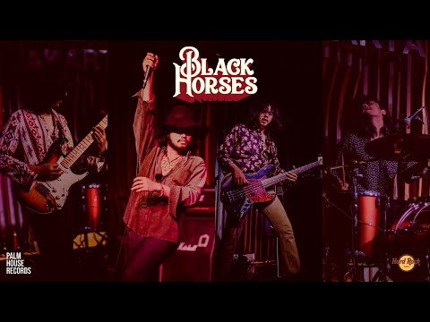 Black Horses Live At Hard Rock Cafe Jakarta (Official Video)