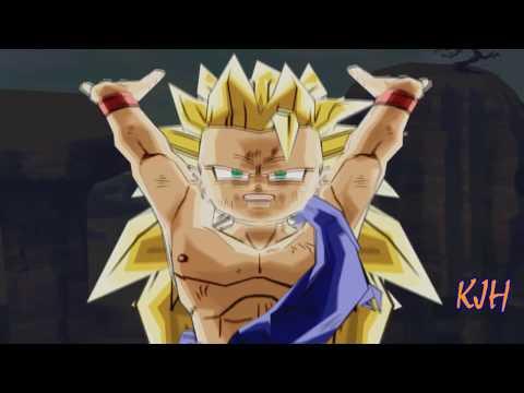 The Evolution: Goku's Super Dragon Fist