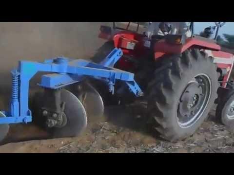 disc plough massy