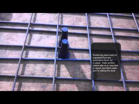 How to Layout Rebar