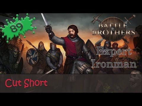 Battle Brothers Expert Ironman 89 - Cut Short