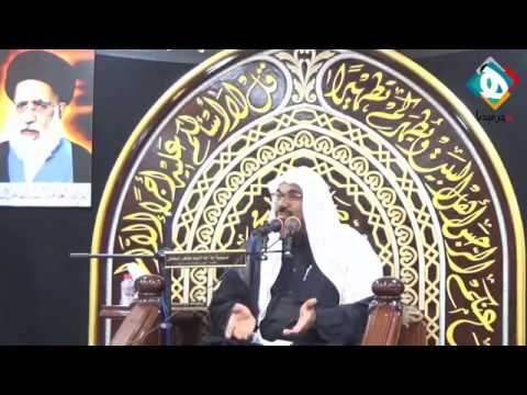 الخطيب الحسيني الشيخ أحمد الحسين | ذكرى إستشهاد الإمام الحسن المجتبى (عليه السلام) ١٤٤٠هـ