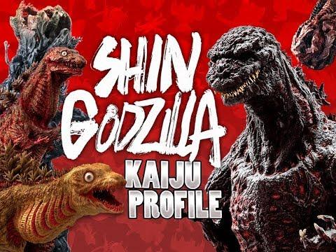Shin Godzilla  KAIJU PROFILE ~Redux~【wikizilla.org】