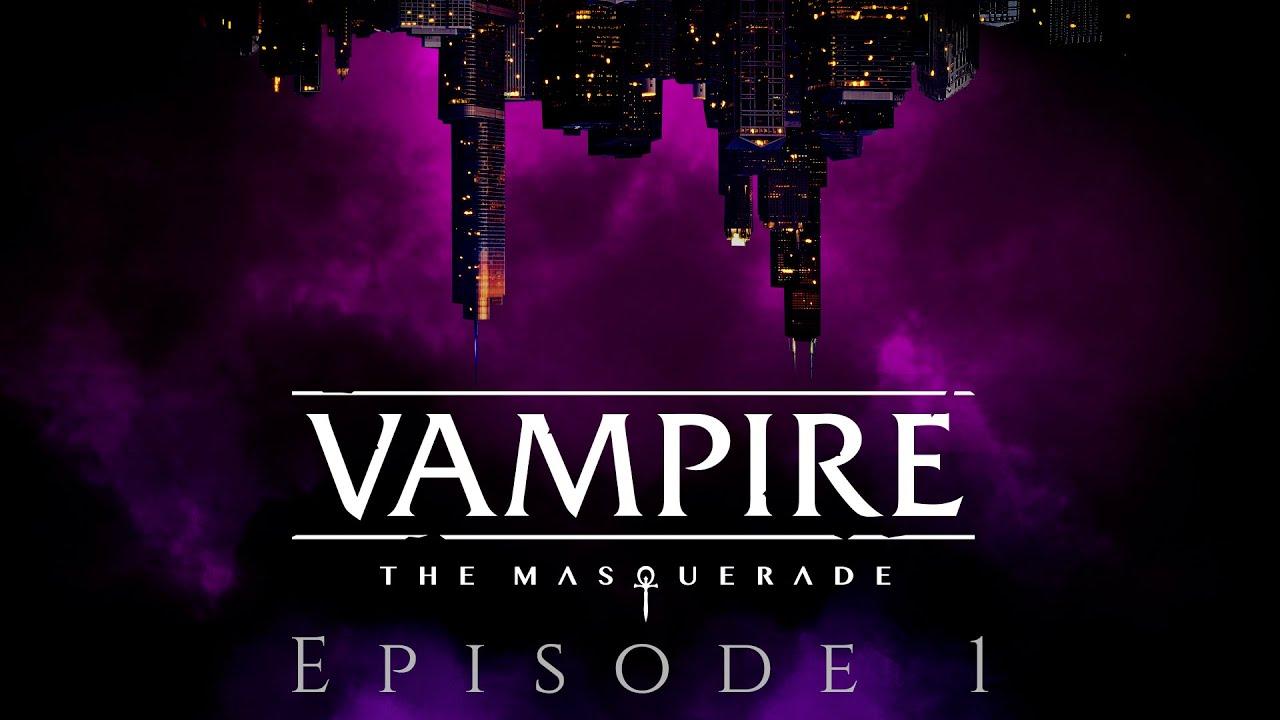 Download Ep1 -  La Nuit Tombe - Campagne Vampire V5 - Arkhane Asylum Publishing