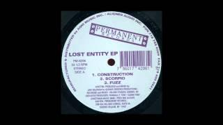 Joey Beltram - Lost Entity EP - Construction (A1)