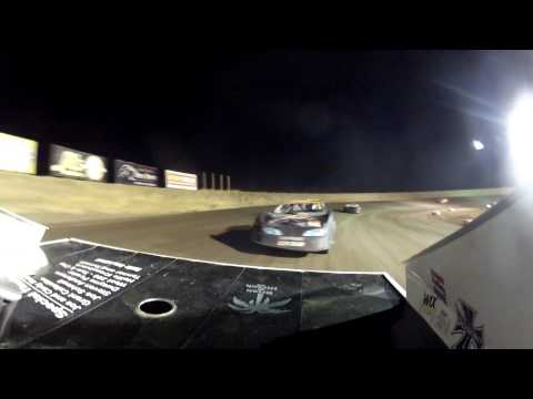 Ty Clemens wissota super stock Gallatin Speedway