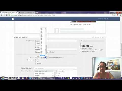 How to place an ad on facebook - beginners tutorial
