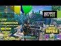 GTX 960 | Fortnite Battle Royale - 1080p All Settings!