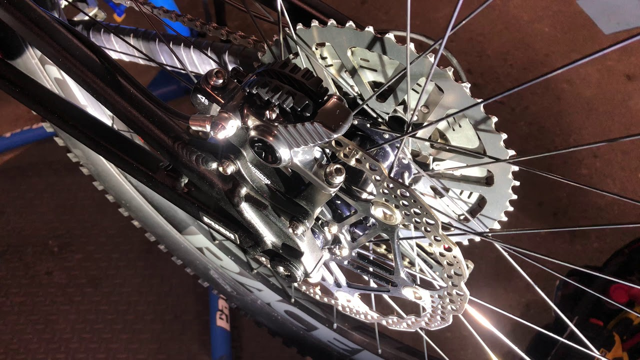 Retest of the Onyx MTB rear hub
