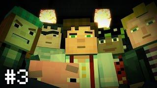 Minecraft: Story Mode - #3 -
