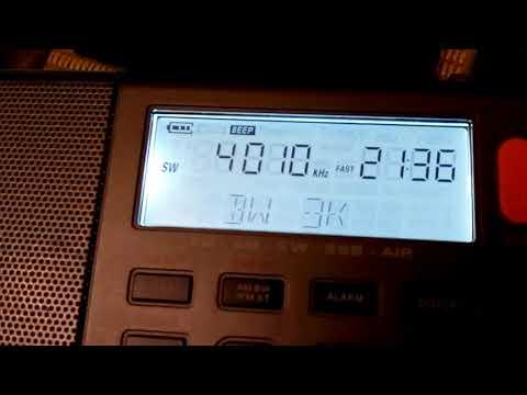 4010-KYRGYZ RADIO 1Birinchi Radio