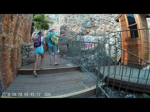 Отдых в Турции/ Август 2018 года! Отель Monart Citi 4* ALANYA.