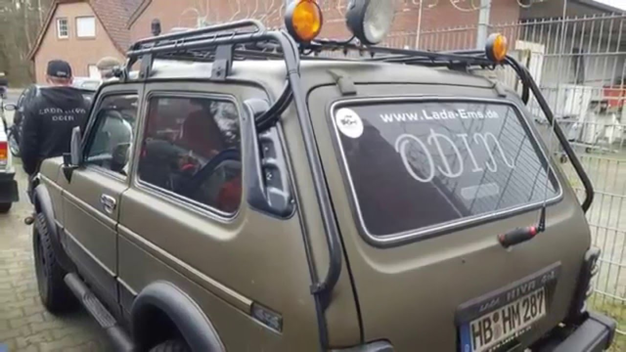 Pin by Russell Eadie on Lada Niva | Pinterest | 4x4, Roof ...