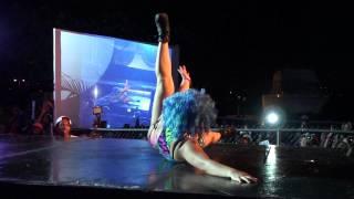 Round 1 - International Dancehall Queesn 2014 - Jamaica - Bom Bom Japan