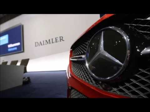 Daimler chief removed after 'racist rant' in China