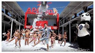 Оля Полякова - Первое лето без него в Beach Club APELSIN