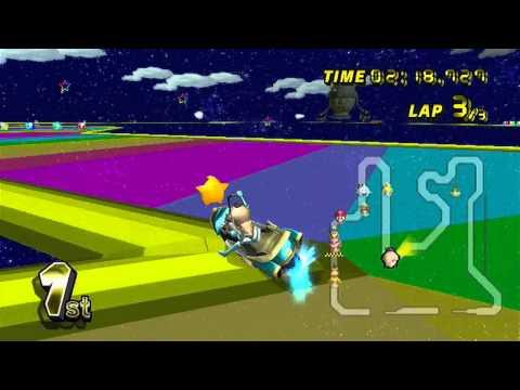 Custom Track - GBA Rainbow Road [v1.1] (By ChaosShadow23)