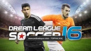 Dream League Soccer 2016 MOD APK – PARA HİLELİ