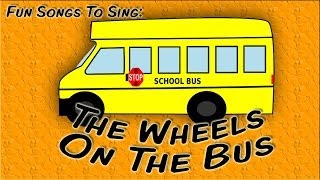 ★ 2 HOURS ★ Best Version of The Wheels on the Bus Go Round  - Popular Rhymes