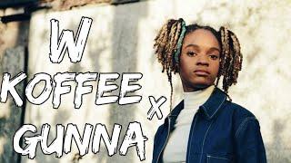 Koffee - W lyrics ft. Gunna