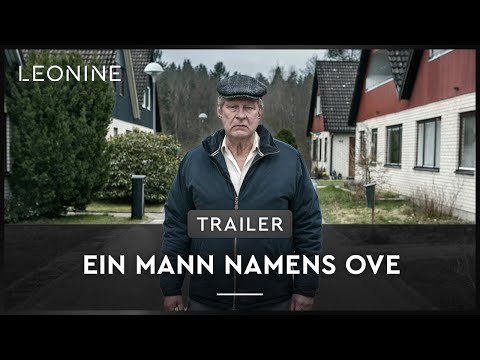 EIN MANN NAMENS OVE | Trailer | Deutsch