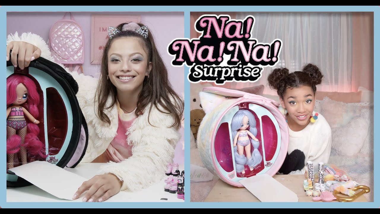 Na! Na! Na! Surprise Vlog Episode 8: Ultimate Surprise