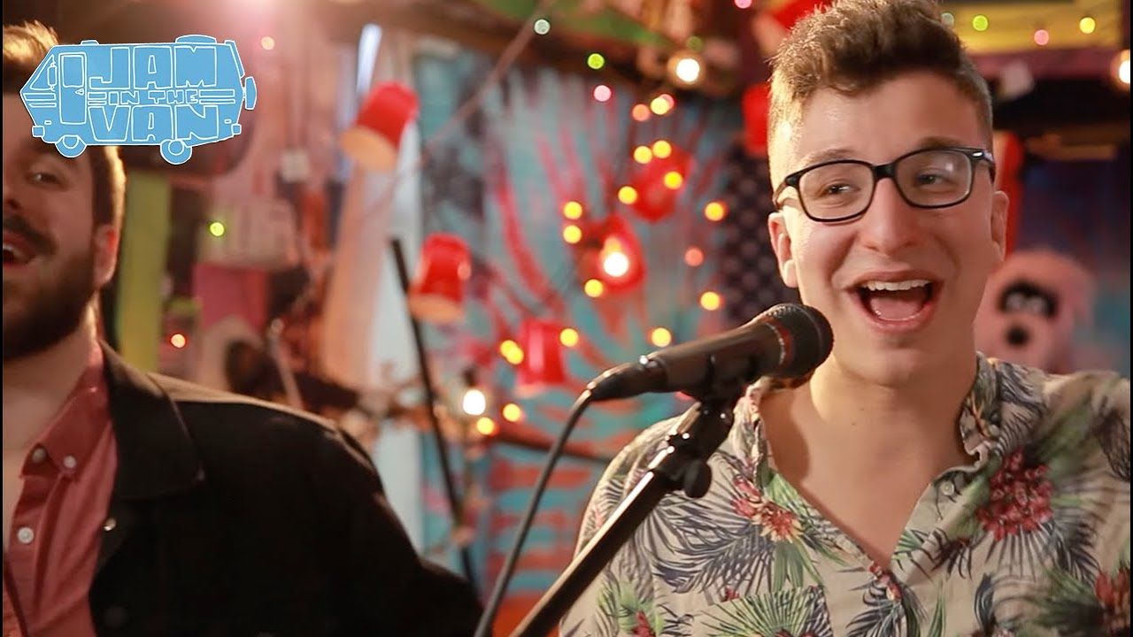 """Download AJR - """"I'm Not Famous"""" (Live from JITV HQ in Los Angeles, CA 2017) #JAMINTHEVAN"""