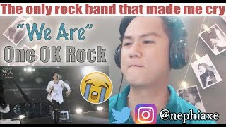 ONE OK ROCK (Japanese band) -『We are ~18 Fes ver ~』| REACTION