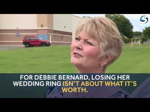 KOCO Digital Originals: Woman Searching for Wedding Ring Lost at Moore Store