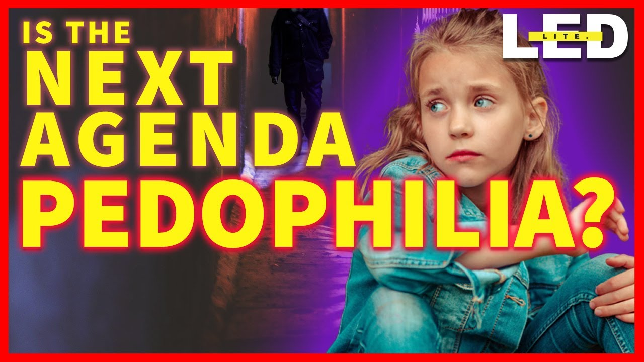 Is The Next Agenda Pedophilia? WATCH Gender Babylon Pt.2