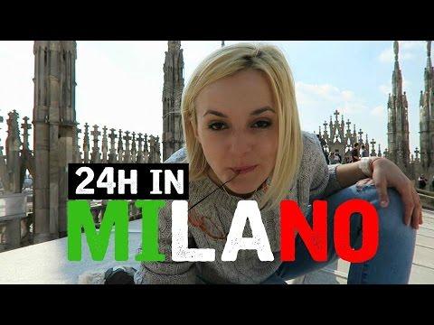 Anne CALATORESTE: 24h în Milano