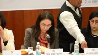 Diálogo entre Mujeres ONU y legisladoras del SENADO en México 2013