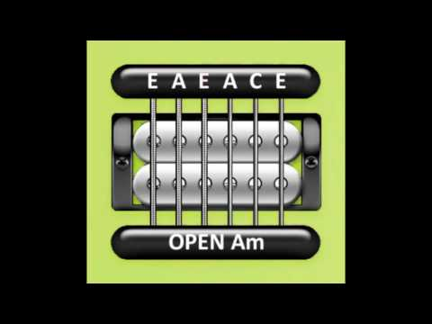 Perfect Guitar Tuner (Open Am = E A E A C E)