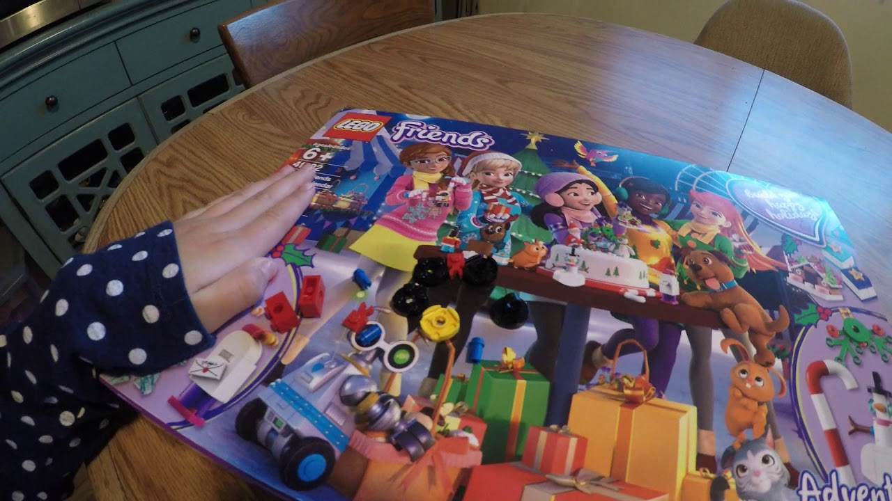 lego friends advent calendar day 18 elf having fun luke. Black Bedroom Furniture Sets. Home Design Ideas