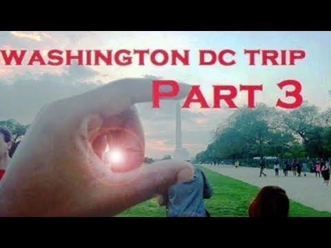 Washington Dc Trip Part 3 (Monuments + Memorials)