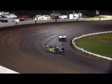 Limited Late Model Heat 1 @ Farley Speedway 10/20/17