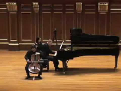 Tsang: Brahms Hungarian Dances - No. 5