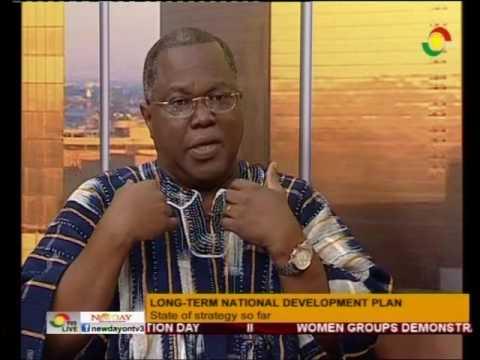 The State of Ghana's National Developmetn plan -13/7/2016