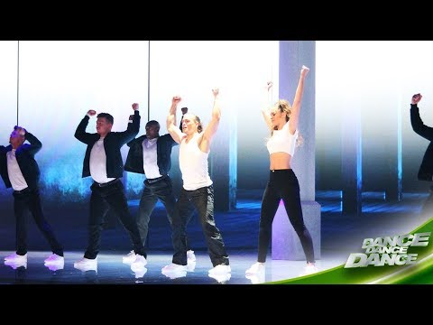 Zoey & Marnix – Tearin' Up My Heart (Show 1   Dance Dance Dance 2017)