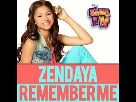 Zendaya - Remember Me [Audio]