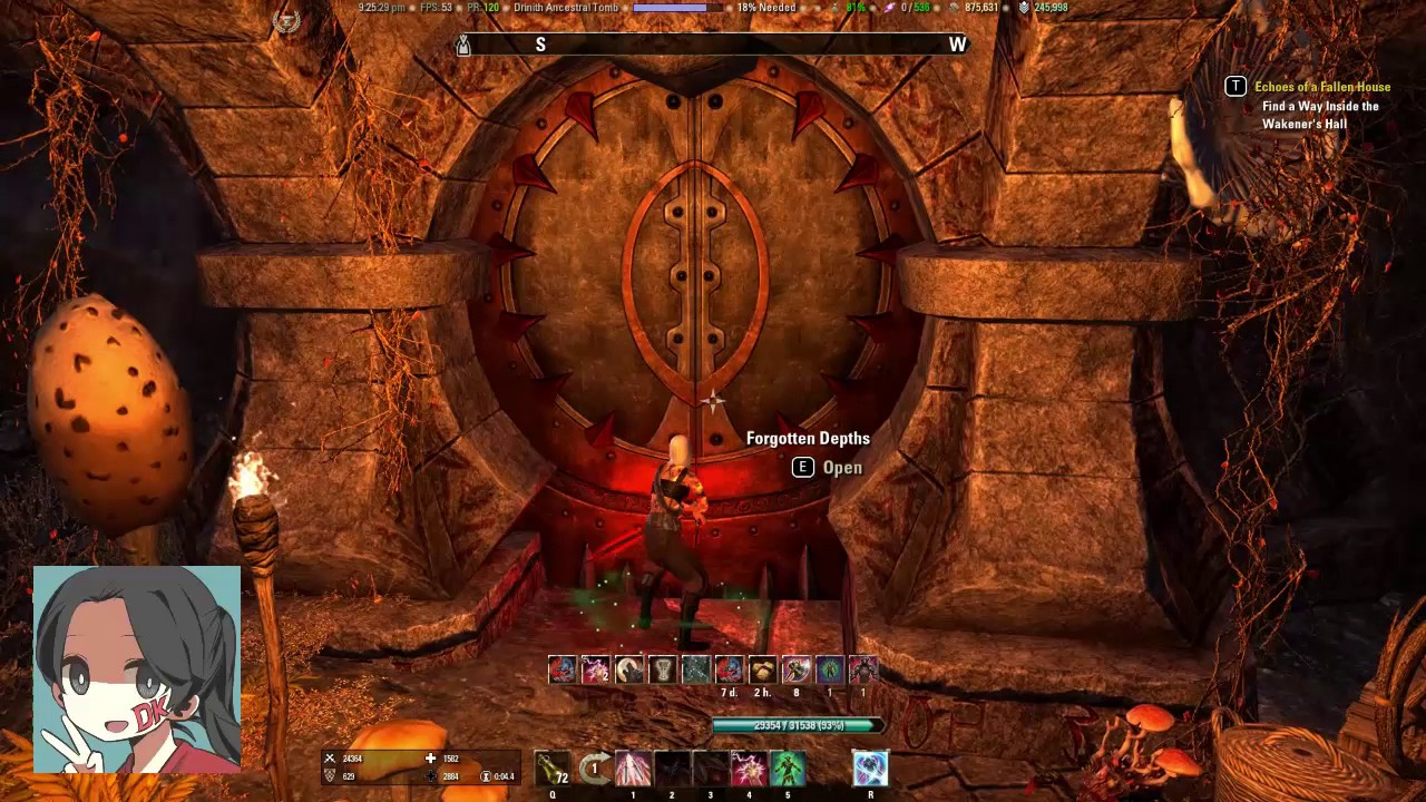 Eso Morrowind Quest: Echoes Of A Fallen House
