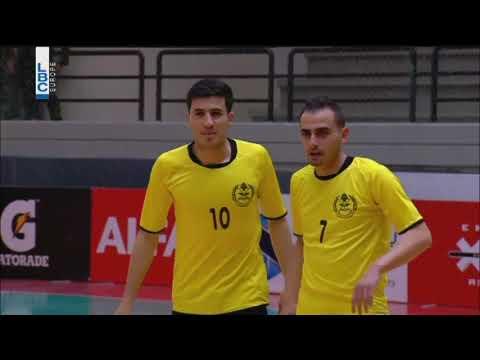 Futsal - bank beirut vs Army