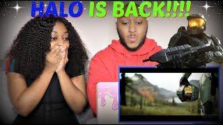 """Halo Infinite"" Reveal Trailer (Halo 6) - E3 2018 REACTION!!"