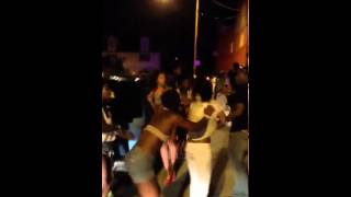 paterson chicks vs bergen county fight