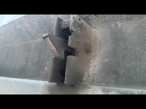 Замок на задний борт КамАЗа 5511 и на прицеп