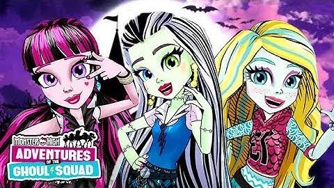 monster highhalloween specialghoul squad 2 hour compilation cartoons for kids