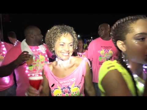 SXM Carnival 2016 Project