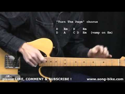 4.2 MB) Turn The Page Guitar Chords - Free Download MP3